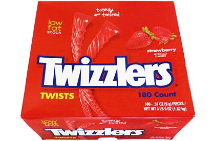 Strawberry Twizzlers (8 x 180ct)