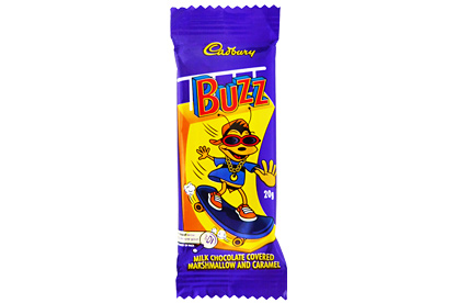 Buzz Bars (Box of 42)