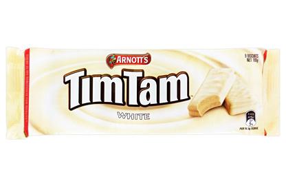 Arnott's Tim Tam White (165g)