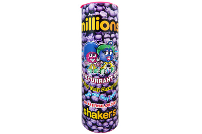 Blackcurrant Millions Shakers (Box of 12)