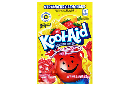 Strawberry Lemonade Kool-Aid