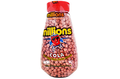 Cola Millions Gift Jar