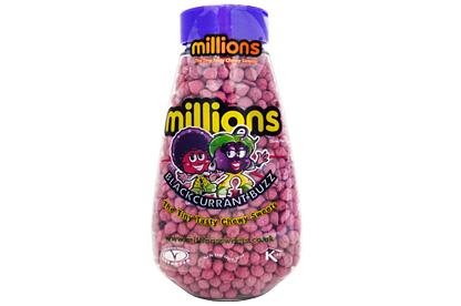 Blackcurrant Buzz Millions Gift Jar
