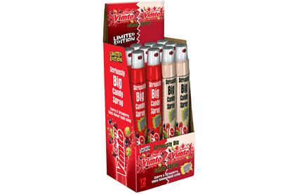 Vimto Cherry & Strawberry Sprays (12 x 80ml)