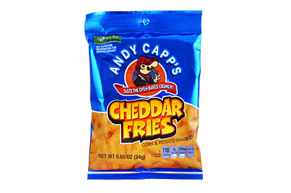 Andy Capp's Cheddar Fries (24g)