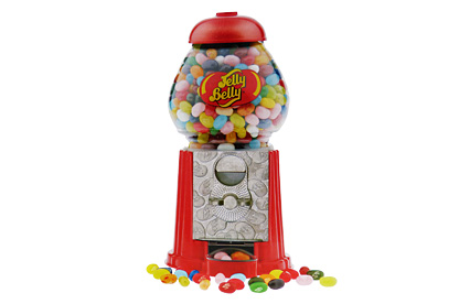 Jelly Belly Mini Bean Machine With Jelly Beans