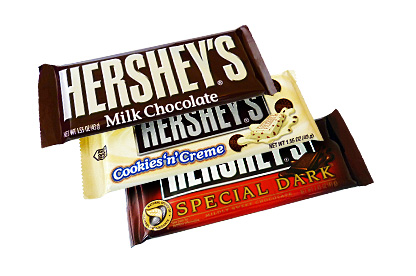 Hershey's Triple Chocolate Pack