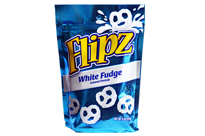 White Fudge Pretzel Flipz (12 x 141g)