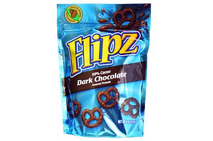 Dark Chocolate Pretzel Flipz (6 x 113g)