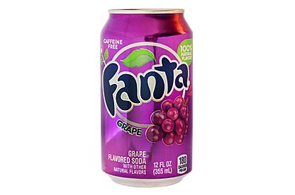 Grape Fanta