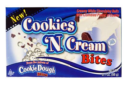 Cookies 'N Cream Bites