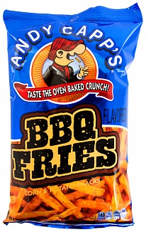 Andy Capp's BBQ Fries (85g)