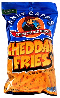 Andy Capp's Cheddar Fries (12 x 85g)