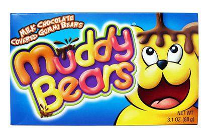 Muddy Bears (Box of 12)