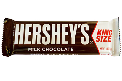 Hershey's Milk Chocolate (King Size) (12 x 18ct)