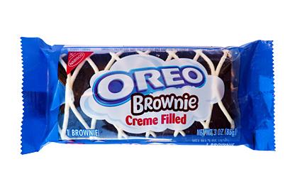 Oreo Creme Filled Brownies (Box of 12)