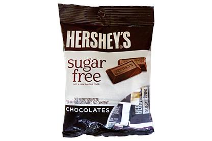 Sugar-Free Hershey's Milk Chocolate (Box of 12)