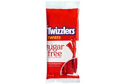 Sugar-Free Strawberry Twizzlers (Box of 12)