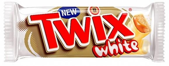 Twix White Ltd Edition Sgl (20 x 45g)
