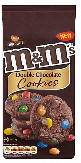 M & Ms Large Cookie (8 x 180g)