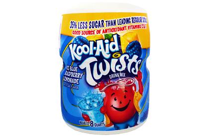Ice Blue Raspberry Lemonade Kool-Aid (12 x 567g)