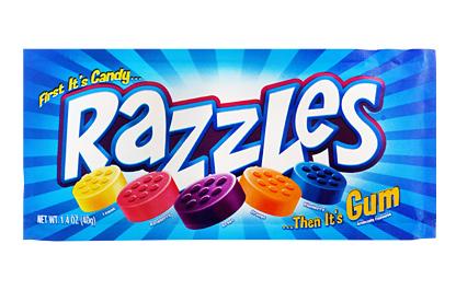 Original Razzles (Box of 24)
