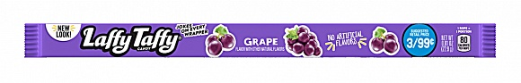 Grape Laffy Taffy Rope (Box of 24)