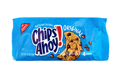 Chips Ahoy Chocolate Chip Cookies Nutrition Facts Cookie