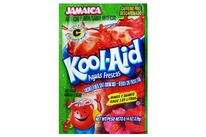 Jamaica Kool-Aid