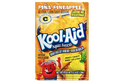 Pineapple Kool-Aid (4 x 48ct)