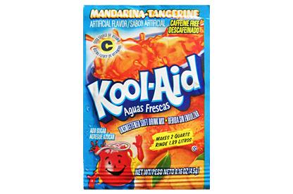 Tangerine Kool-Aid (Box of 48)