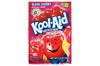 Black Cherry Kool-Aid (Box of 48)