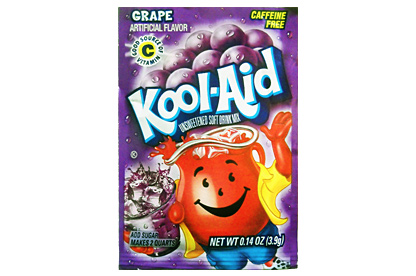 Grape Kool-Aid (Box of 48)