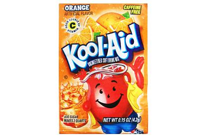 Orange Kool-Aid (4 x 48ct)