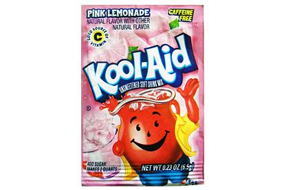 Pink Lemonade Kool-Aid (Box of 48)