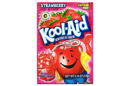 Strawberry Kool-Aid (Box of 48)