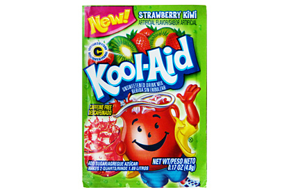 Strawberry Kiwi Kool-Aid (4 x 48ct)