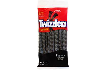Twizzlers Licorice Twists (198g)