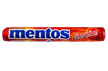 Mentos Cinnamon (Box of 15)