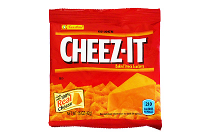 Cheez-It (42g) (Box of 8)