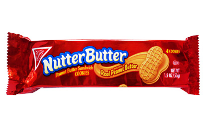Nutter Butter (Box of 12)