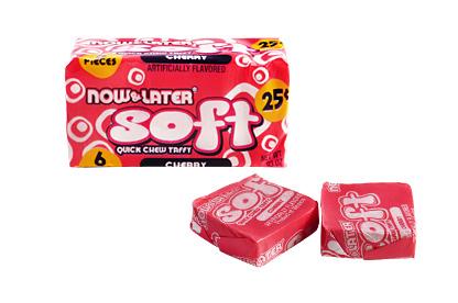 Now & Later Soft Cherry (6 pcs)