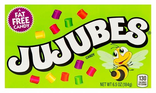 Jujubes (156g)