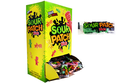 Sour Patch Kids (240ct)