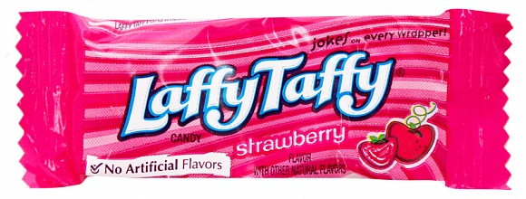 Strawberry Laffy Taffy Mini (10g)