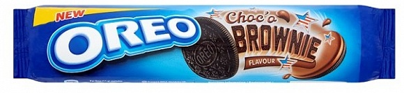 Oreo Cookies Brownie (16 x 154g)