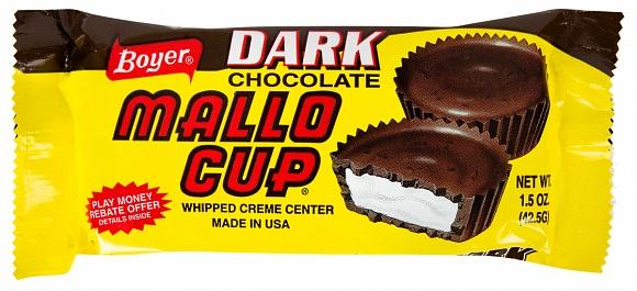 Dark Chocolate Mallo Cup (Box of 24)
