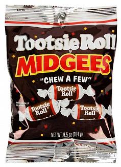 Tootsie Roll Midgees (184g)