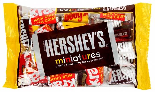 Hershey's Miniatures (260g)