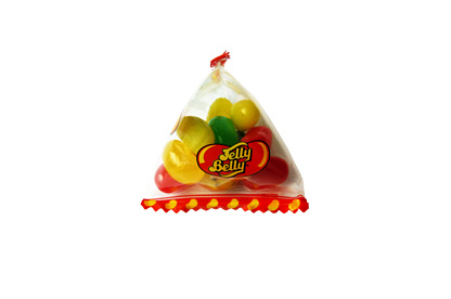 Jelly Belly Assorted Jelly Beans Pyramid Bag (10g)